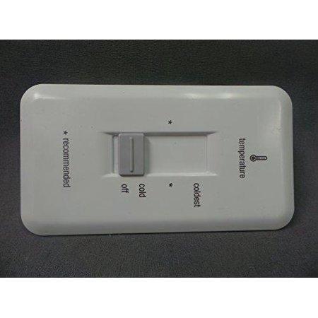 Frigidaire 242249002 Refrigerator Temperature Control Assembly