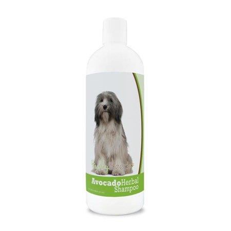 Tibetan Terrier Dog Breed - Healthy Breeds 840235156925 Tibetan Terrier Avocado Herbal Dog Shampoo