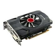 XFX RADEON RX 550 PCIE 4GB DDR5 Graphics Card - RX-550P4SFG5