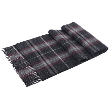 Men Women Winter Warm 100% CASHMERE Scarf High quality Scarves Shawl (Wear Mens Scarf)