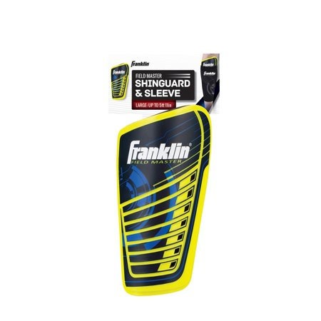 Franklin Sports Field Master Shin Guard And Sleeve