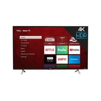 Deals on TCL 43-inch 4K Ultra HD (2160P) HDR Roku Smart LED TV Refurb