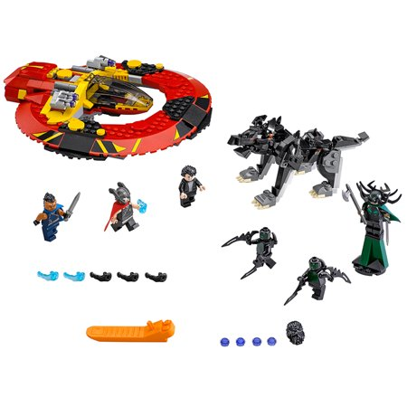 LEGO Super Heroes The Ultimate Battle for Asgard 76084