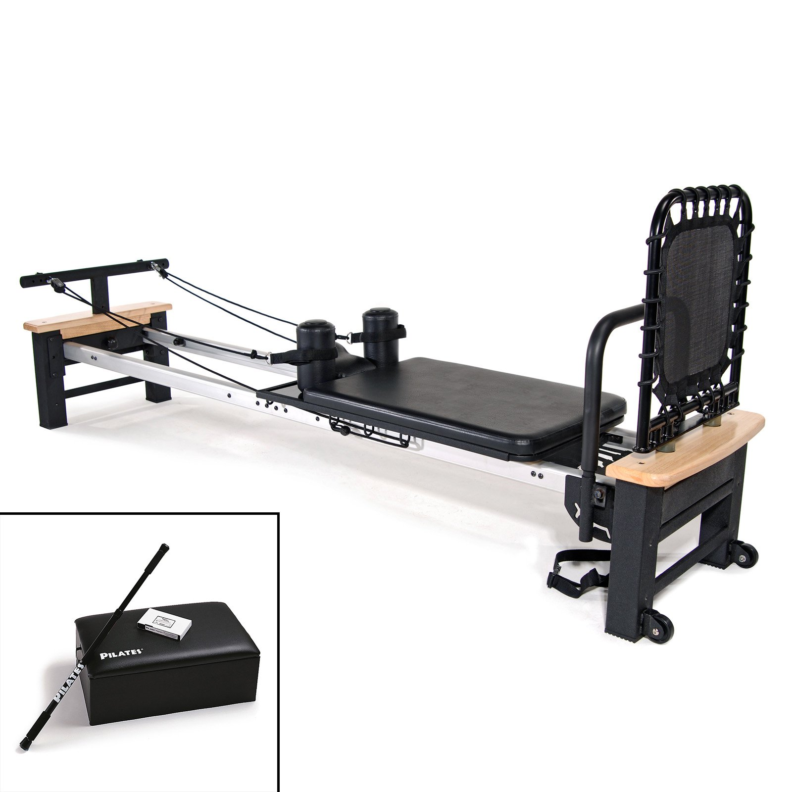 Stamina AeroPilates PRO 556 with FREE Box and Pole