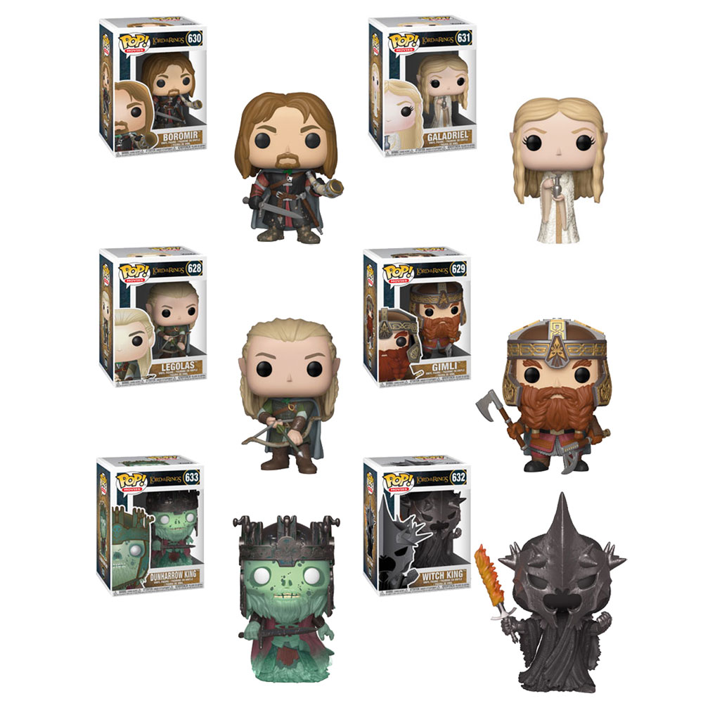 POP Witch King Lord of the Rings Funko Figure #632 LOTR//Hobbit Vinyl
