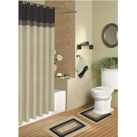 discontinued hotel 17pc bath set - Bathroom Set Walmart