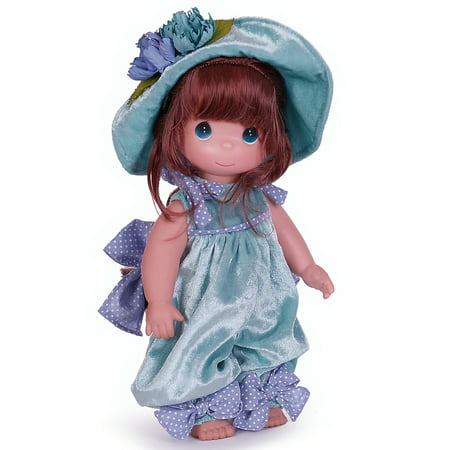 Precious Moments Dolls by The Doll Maker, Linda Rick, Honey Dew, Brunette, 12 inch doll