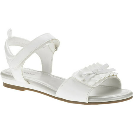 Image of Faded Glory - Girls' Cammie Bow Strap Sandals