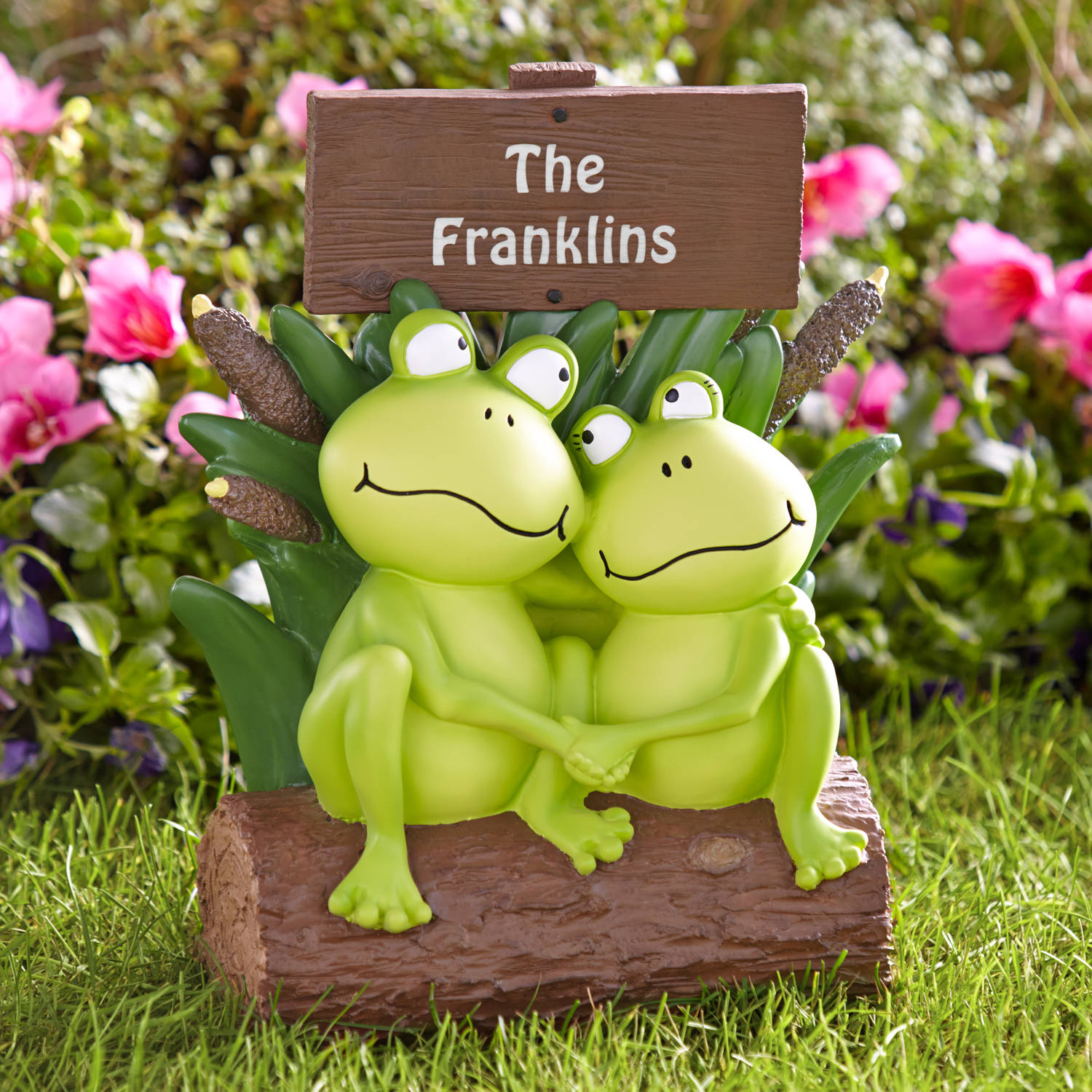 Personalized Frogs On A Log - Walmart.com