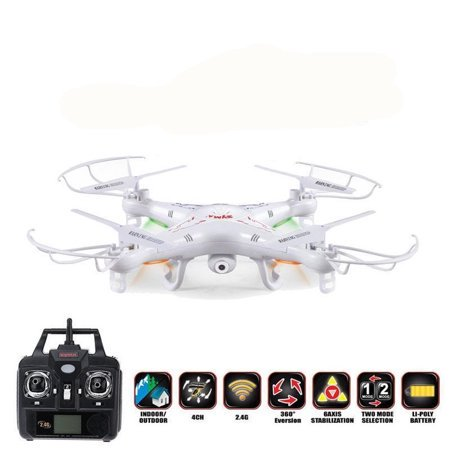Pocket Rc Helicopter (X5C Stable 6-Axles Quadcopter HD Camera Remote Control Aircraft High Performance Pocket Helicopter Explorer )
