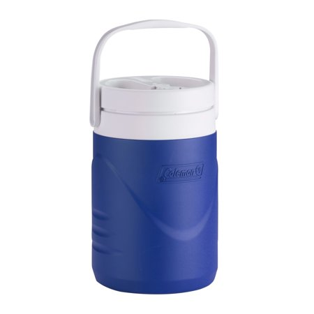Coleman 1-Gallon Jug with Top Handle, Blue