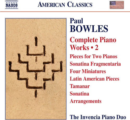 Bowles: Complete Piano Works 2