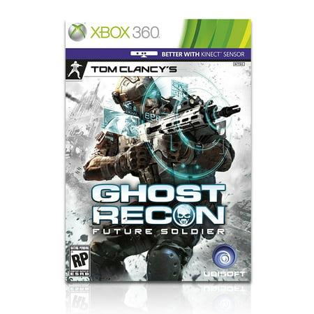 Ubisoft Tom Clancy's Ghost Recon: Future Soldier (Xbox (Captain America Super Soldier Xbox 360 Part 1)