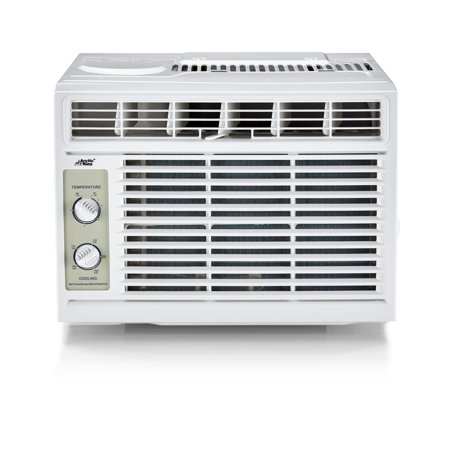 Arctic King 5,000 BTU Mechanical Window A/C, White