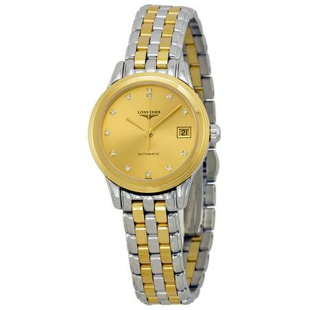 Longines La Grande Classique Champagne Dial Ladies Watch L4 274 3 37 7