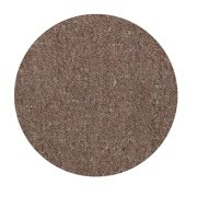Color World Collection Pet Friendly Indoor Outdoor Area Rugs Brown - 4' Round