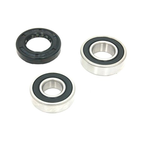 DC97-16151AKIT, Front Load Washer Tub Bearing Kit, B010IVU6OK, (Samsung Front Load Washer Leaking From Bottom)