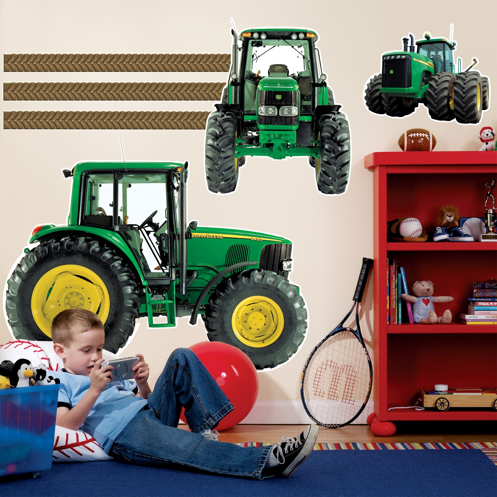 John Deere Giant Wall Decals