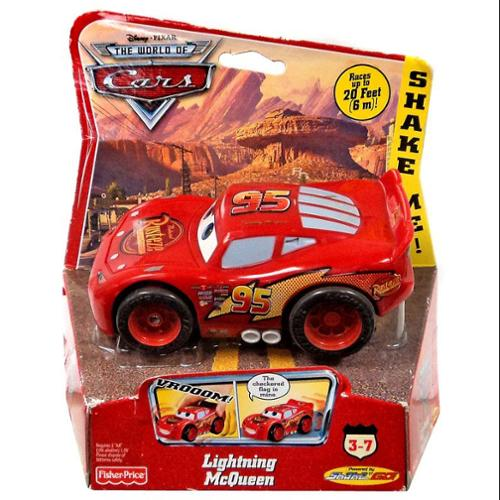 Fisher Price Cars Shake & Go Racers - McQueen