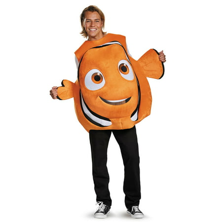 Disney's Finding Dory Adult Nemo Costume - Finding Nemo Dress