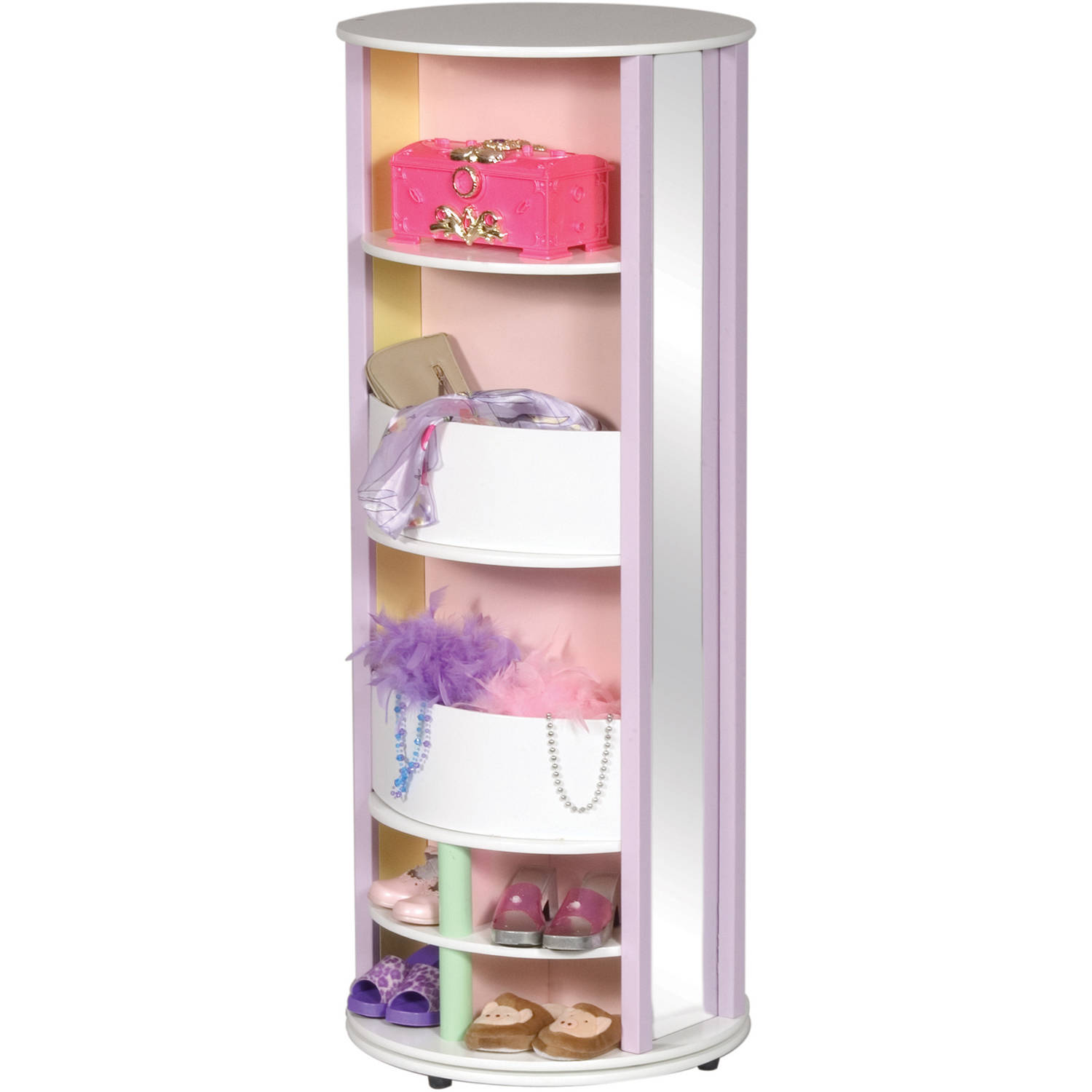 Guidecraft Dress Up Carousel, Pastel