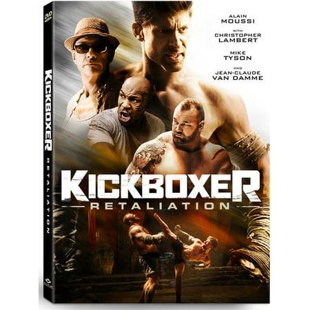 Kickboxer Retaliation (DVD)