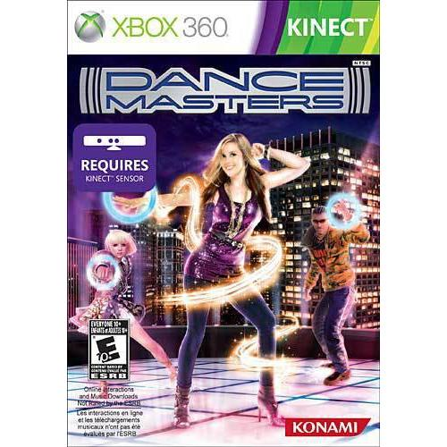 Konami Dancemasters Entertainment - Xbox 360 (30097)