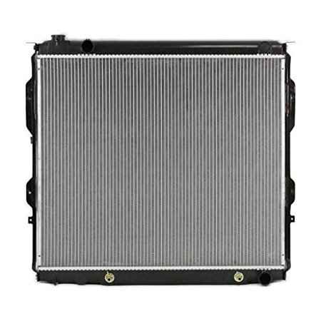 Radiator - Pacific Best Inc For/Fit 2376 Toyota Sequoia Tundra Double Cab AT PT/AC