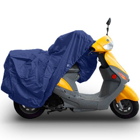 Motorcycle Bike Cover Travel Dust Storage Cover For Suzuki Moped Cutlass FZ50 - image 3 of 3