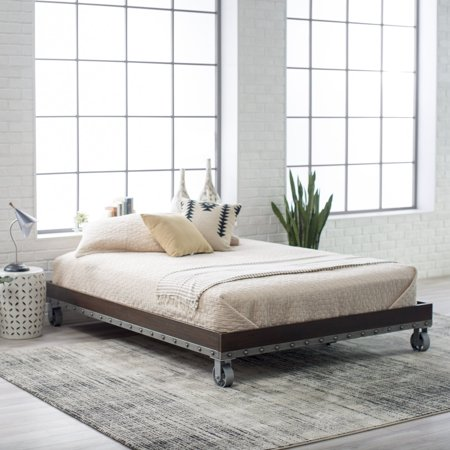 Belham Living Merced Platform Cart Bed