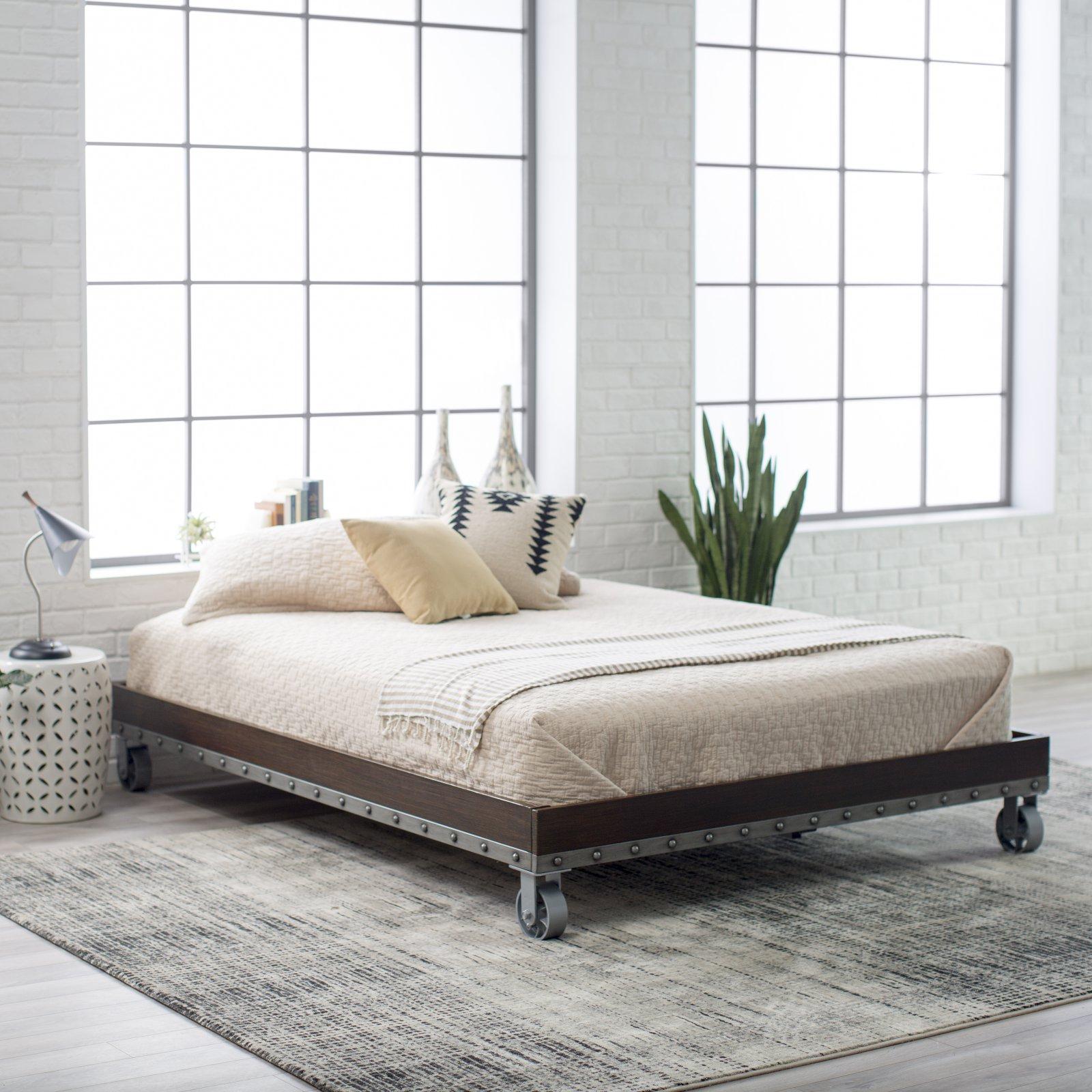 Belham Living Merced Platform Cart Bed