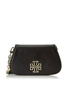 f819ce1bf34 Product Image tory burch women's britten mini cross body bag, black, one  size