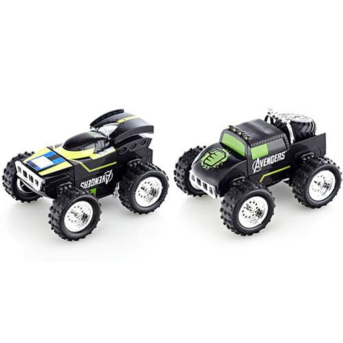 Marvel Regenerators Hulk 1/24 Scale Vehicle, 4x4