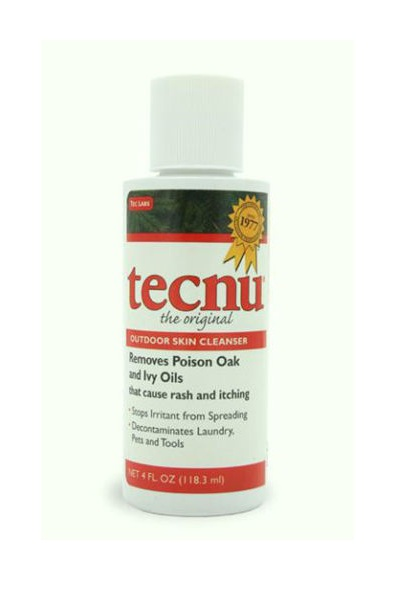 Tecnu Outdoor Skin Cleanser 4 oz (Pack of 4) 4 Pack - Liquimat Acne Treatment and Cover-Up Lotion Medium 1.50 oz