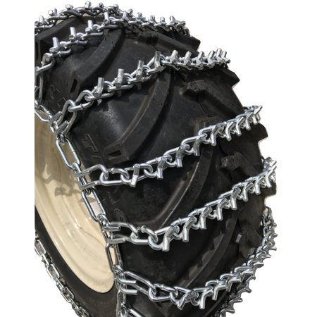 Snow Chains 18 X 8.50 X 8 , 18  8.50  8  Heavy Duty V-BAR Tire Chains Set of 2 - image 5 of 5