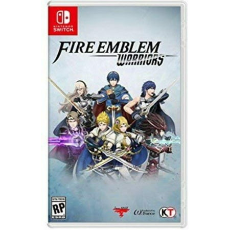 Fire Emblem Warriors - Nintendo Switch, Play and experience a new kingdom with original characters colliding with heroes from across the Fire Emblem universe By by