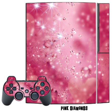 MightySkins Skin For Sony PS3 Playstation 3, 3 | Protective, Durable, and Unique Vinyl Decal wrap cover Easy To Apply, Remove, Change Styles Made in the USA ()