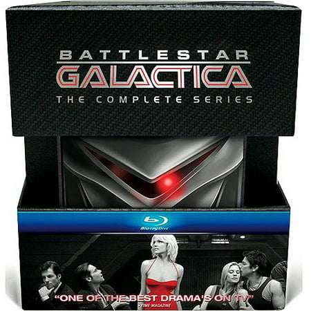Battlestar Galactica: The Complete Series [Limited Edition] [20 Discs] [Blu-ray] (Anamorphic - Limited Series