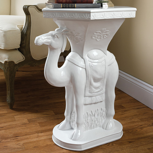 Design Toscano Bedouin Camel End Table