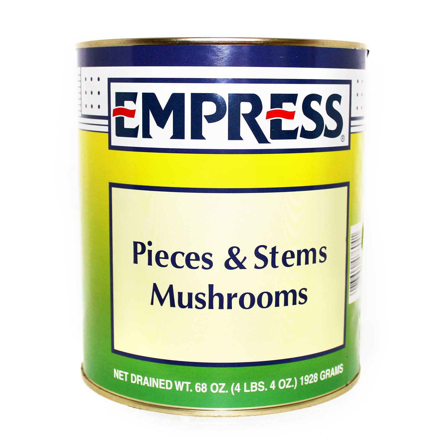 Empress Pieces & Stems Mushrooms (68 oz.) by
