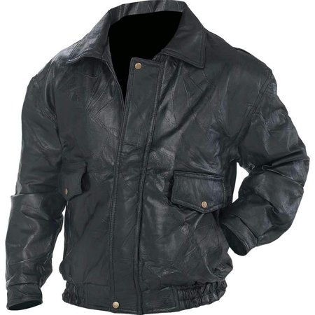 Napoline™ Roman Rock™ Design Genuine Leather Jacket - 2x - GFEUCT2X