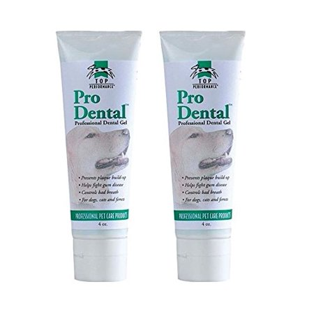 ProDental Oral Gel For Dogs & Cats - Promotes Strong Teeth & Soothes Gums 4 oz(2