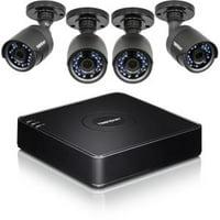 TRENDnet TV-DVR104K 4-Channel HD CCTV DVR Surveillance Kit
