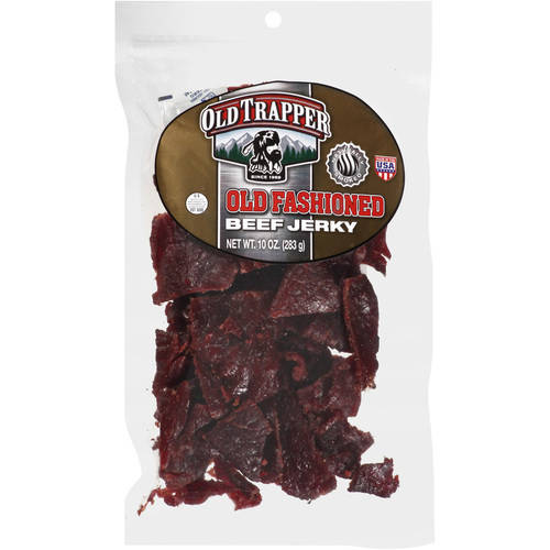 Old Trapper Old Fashioned Beef Jerky, 10 Oz