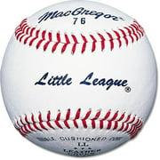 (12 Pack) MacGregor #76C Little League Baseballs