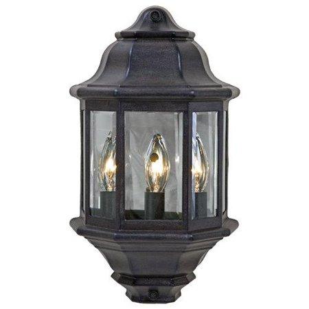 Exterior Wall Light Height : Acclaim Lighting 6003 3 Light 15