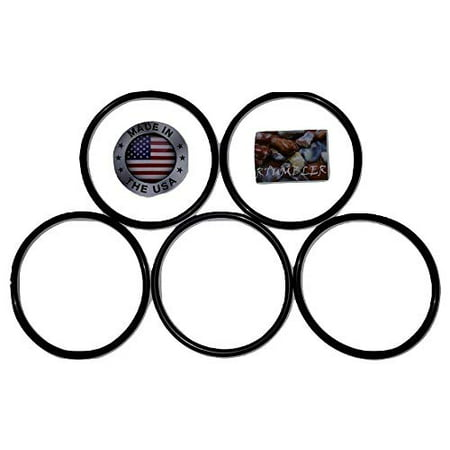 Harbor Freight Chicago Electric Rock Tumbler Replacement Drive Belt 5 Pack - image 1 of 1