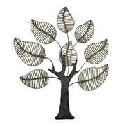 Entrada Metal Tree Sculpture
