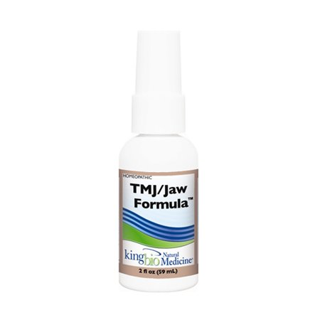 Natural Medicine Tmj And Jaw Pain Relief Homeopathic Formula 2 Oz