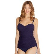 new swimwear fantasie montreal uw twist front tankini 5433 black 36d